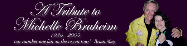 A tribute to Michelle Bruheim